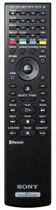 Sony BD Remote
